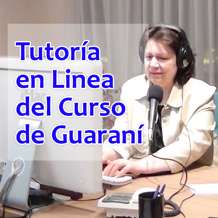 Tutoría en Linea del Curso de Guaraní