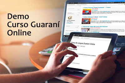 Demo Curso Guaraní Online